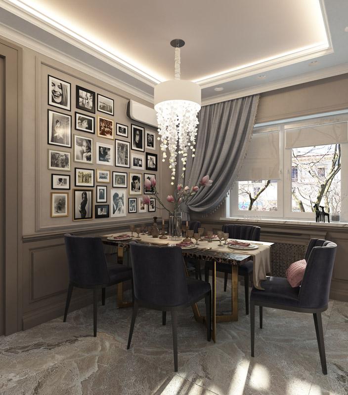 дизайн комнат в квартире